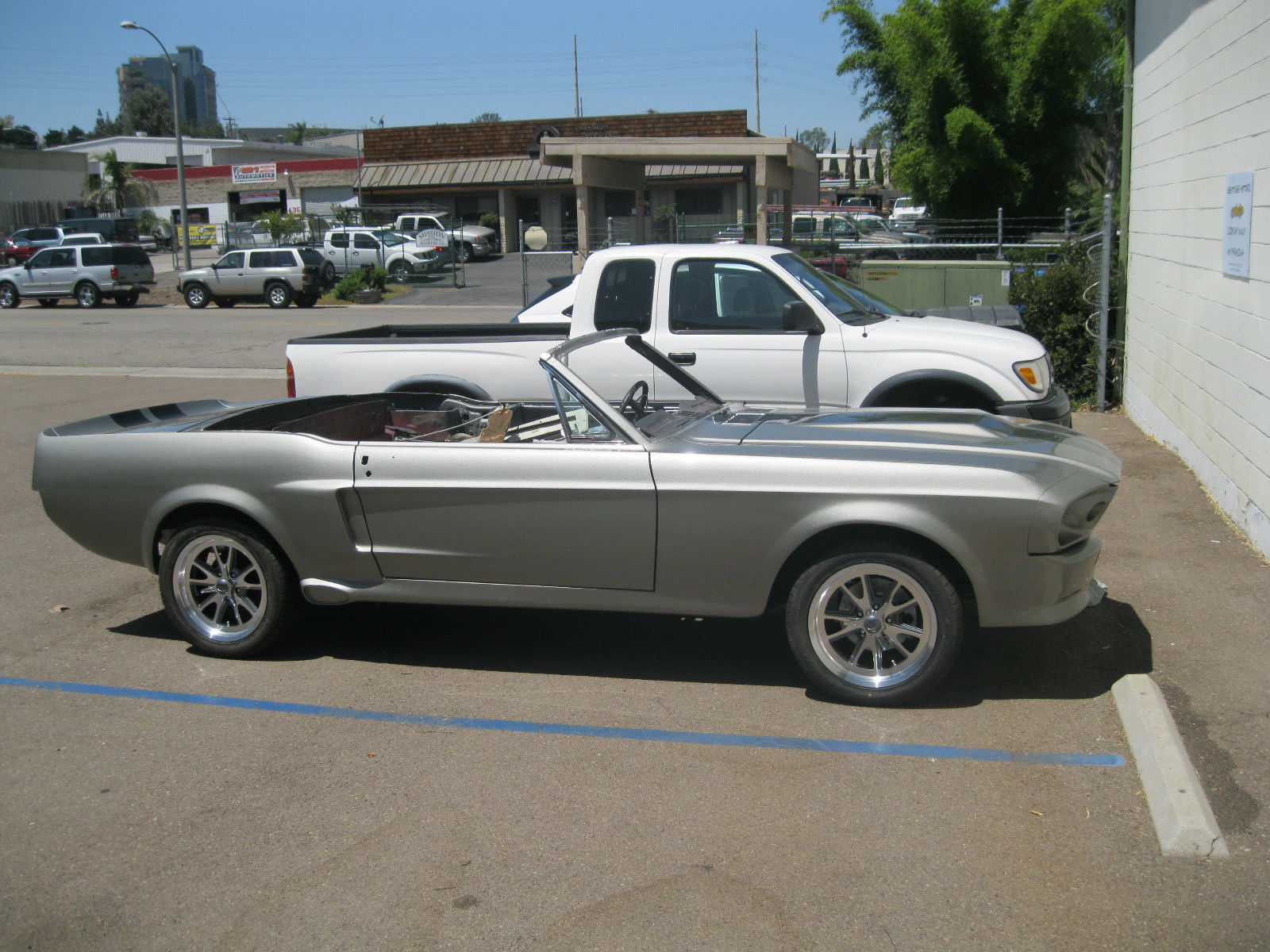 1967 Eleanor Mustang project car for sale in Carlsbad ...