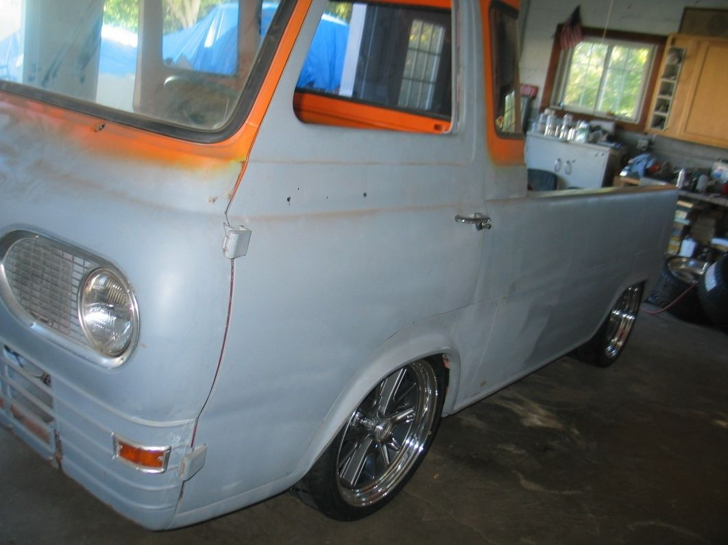 1967 Ford Econoline Pickuprare Truck For Sale In Aurora 1961 Pickup Technical Specifications Of Other Pickups
