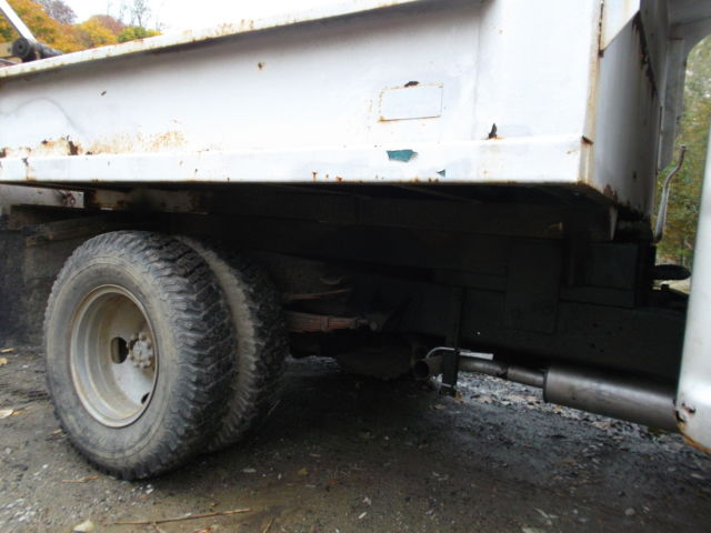 1967 Ford F 350 6 Wheel Dump Truck For Sale In Baldwin