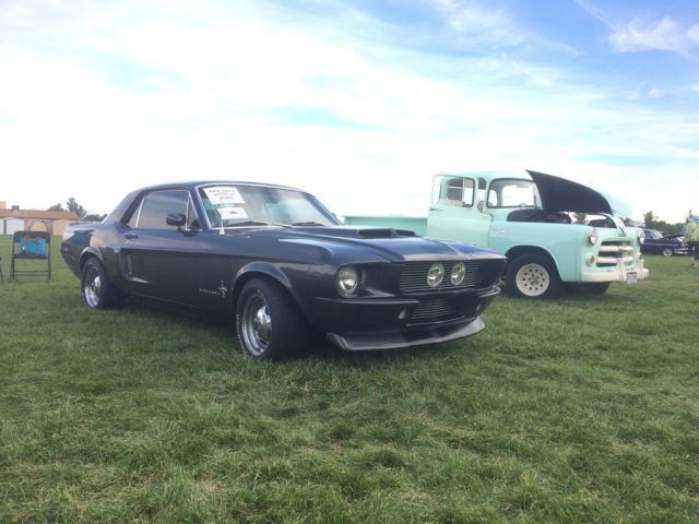1967 ford mustang custom for sale in grand junction colorado united states. Black Bedroom Furniture Sets. Home Design Ideas