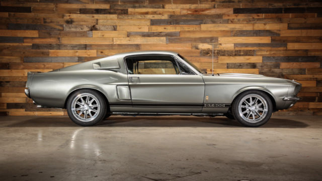 Ford Mustang Gt Fastback Ci  Speed Tribute Gt Pictures For Sale In Brentwood Tennessee United States