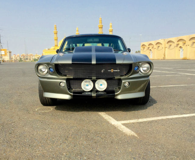 1967 Ford Mustang Shelby Eleanor GT500 for sale in Kuwait ...
