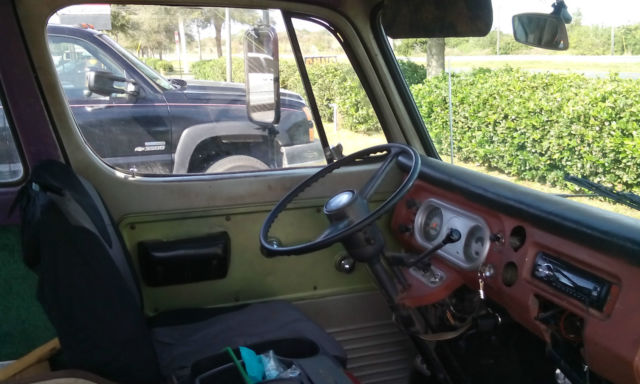 1967 Gmc Handi Bus Custom For Sale In Mims  Florida