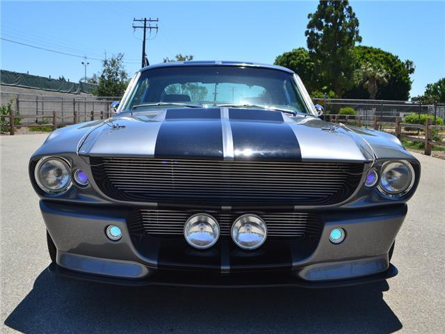 Mustang Shelby Gt500 Eleanor 1967 For Sale
