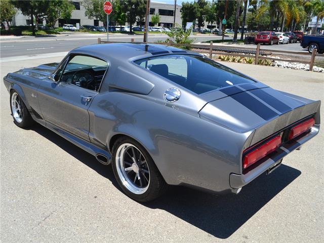 1967 Mustang Eleanor Specs