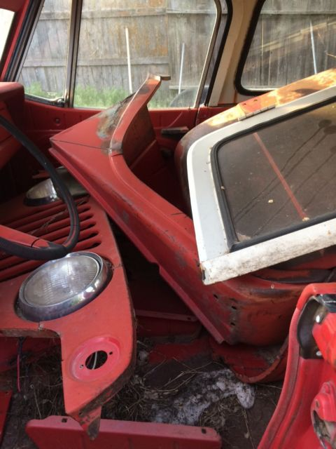 Who Makes Cadillac >> 1967 jeepster commando all body parts included very little ...