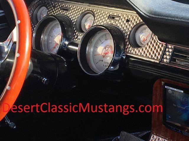 1967 Mustang Fastback Devils Dozen 1 Of 13 Built By Desert
