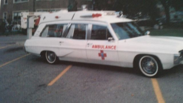 Used Hearse For Sale >> 1967 Pontiac Ambulance Superior Bonneville 67 Pontiac ...