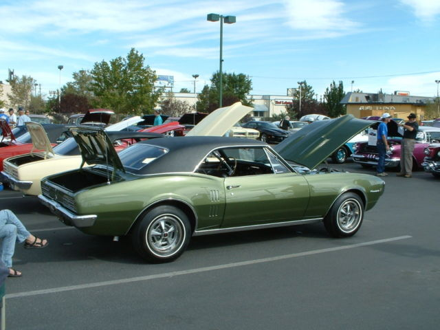 Pontiac Engine Codes >> 1967 PONTIAC FIREBIRD 400, 4-SPEED, RESTORED SHOW WINNER for sale: photos, technical ...