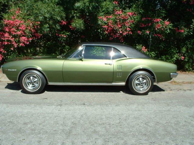 Deluxe Auto Parts >> 1967 PONTIAC FIREBIRD 400, 4-SPEED, RESTORED SHOW WINNER