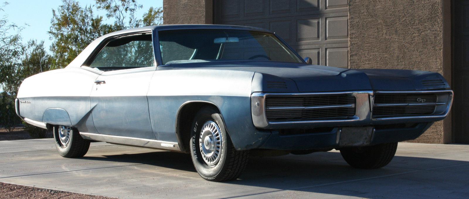 Pontiac pontiac gxp specs : 1967 Pontiac Grand Prix. Numbers Matching. 53,000 original miles ...