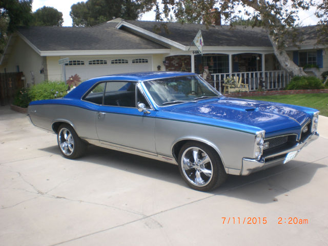1967 Pontiac Gto 2 Door Hardtop For Sale In Cedar