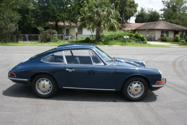 1967 Porsche 912 Recently Restored Matching Numbers