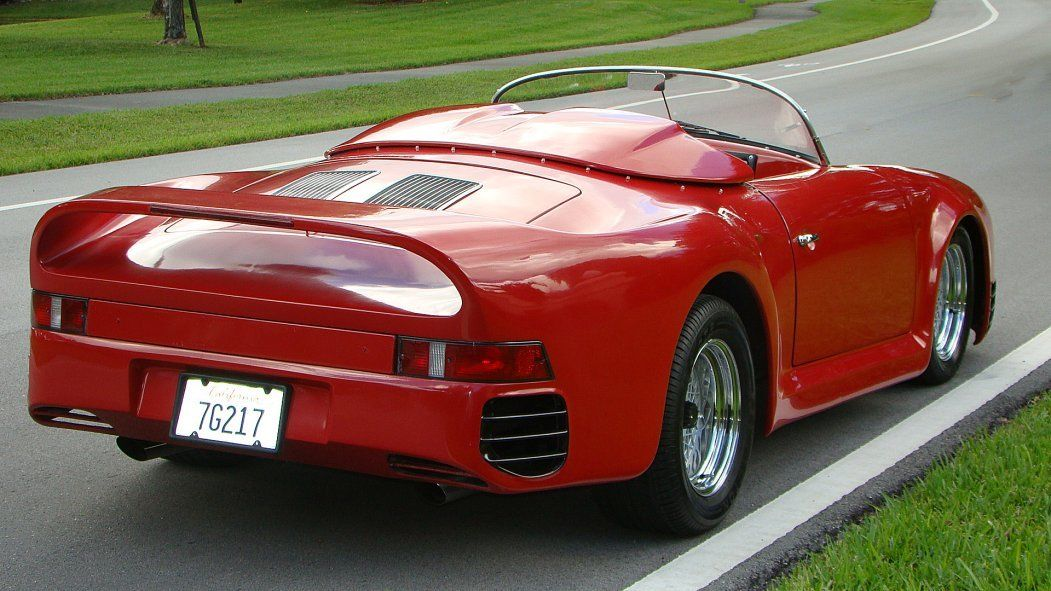 1967 Replica Of A Porsche 359 Speedster No Reserve