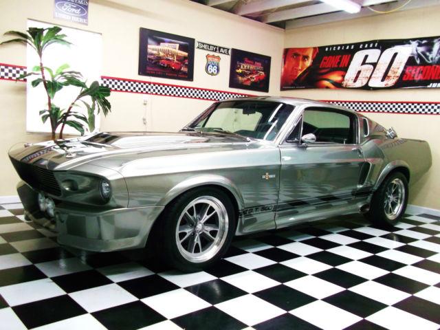 1967 Shelby GT500 Eleanor Super Snake Fastback S Code 428 ...