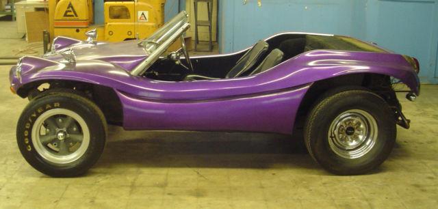 1967 Volkswagon Classic Deserter Gt Dune Buggy With Top