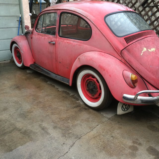 Vw 1600 Beetle For Sale: 1967 VW 2D Bug For Sale In Compton, California, United States