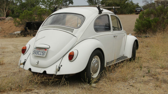 1967 vw beetle bug rebuilt engine trans 1967 volkswagen beetle classic