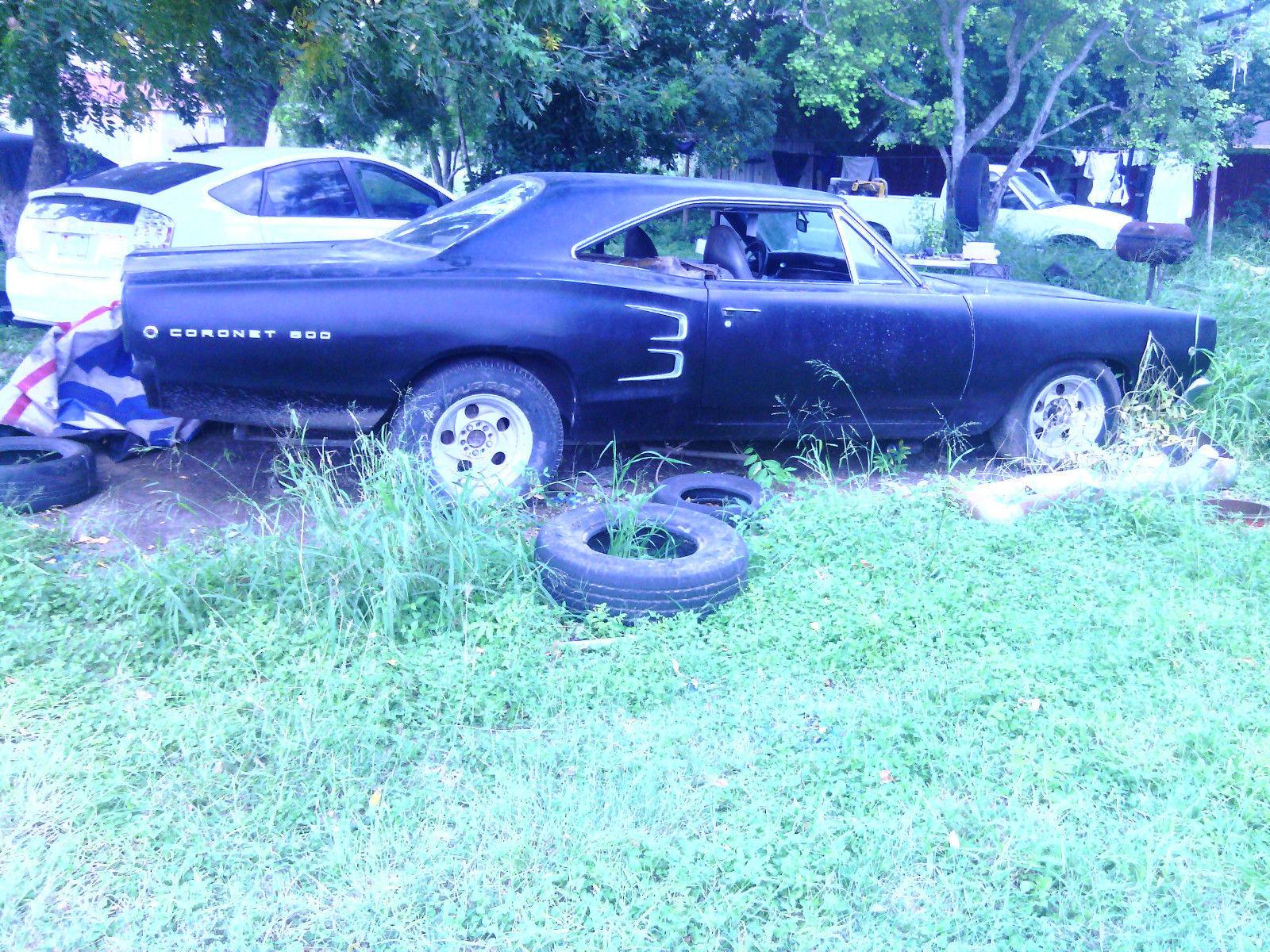 1968 1969 Dodge Coronet 500 For Sale In San Juan Texas