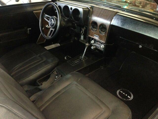1968 Amc Amx 390 Auto X Code Rare Calcutta Russett For