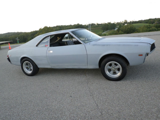 1968 Other Makes Javelin 390 4 SPEED LIMITED PRODUCTION AMC POWERED JAVELIN