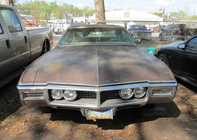 1968 buick riviera barn find one owner very low miles calif project car. Black Bedroom Furniture Sets. Home Design Ideas
