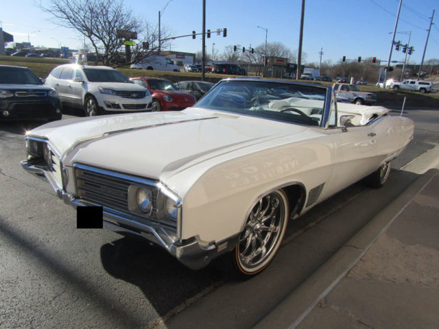 1968 buick wildcat convertible 455ci v8 automatic power top 20. Black Bedroom Furniture Sets. Home Design Ideas