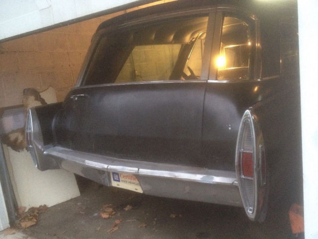 cadillac commercial superior soveriegn hearse ambulance combo funeral coach  sale