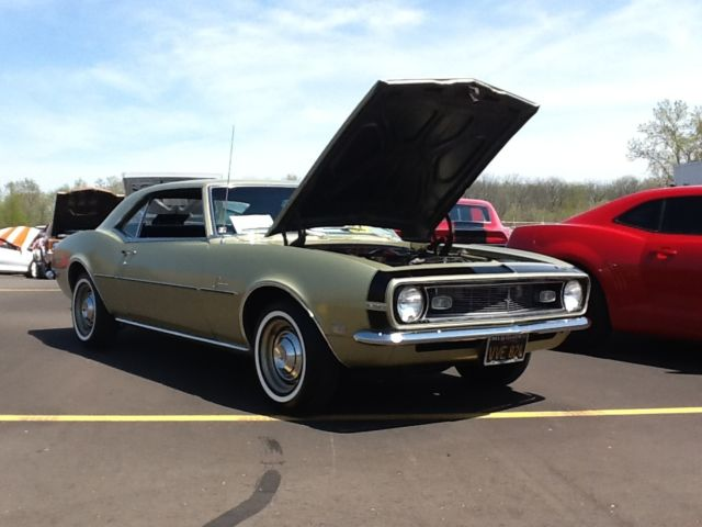 1968 Camaro California Survivor For Sale In Wyandotte