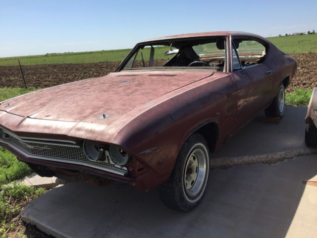 1968 chevelle project car for sale in spearman texas united states. Black Bedroom Furniture Sets. Home Design Ideas