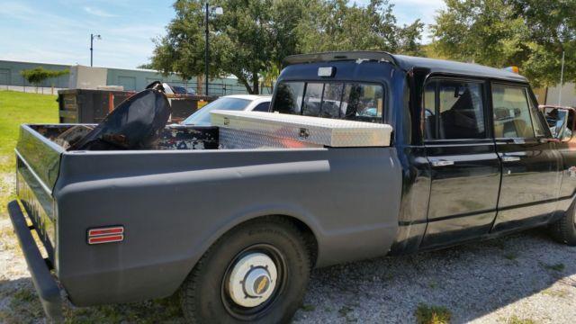 Chevrolet C C Crew Cab Diesel on Dodge Cab Lights Wiring Harness