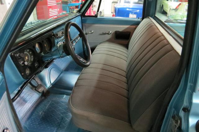 1968 Chevrolet c10 pickup short bed custom (1972 GMC Truck