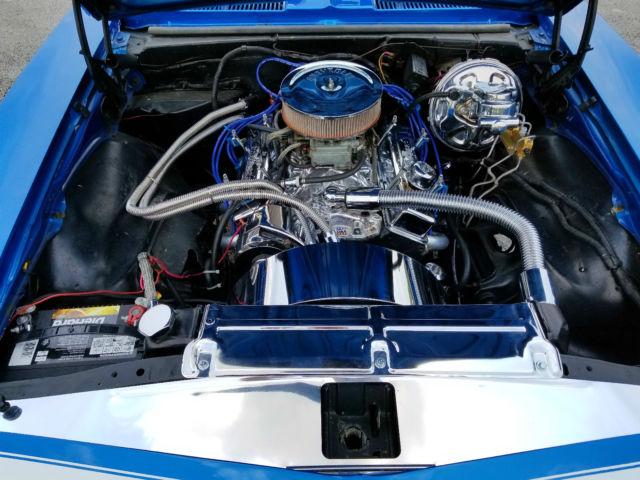 1968 Chevrolet Camaro 350 Ss Clone Chevy 1967 1969