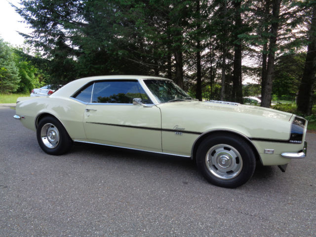 1968 chevrolet camaro ss 396 for sale in petoskey. Black Bedroom Furniture Sets. Home Design Ideas