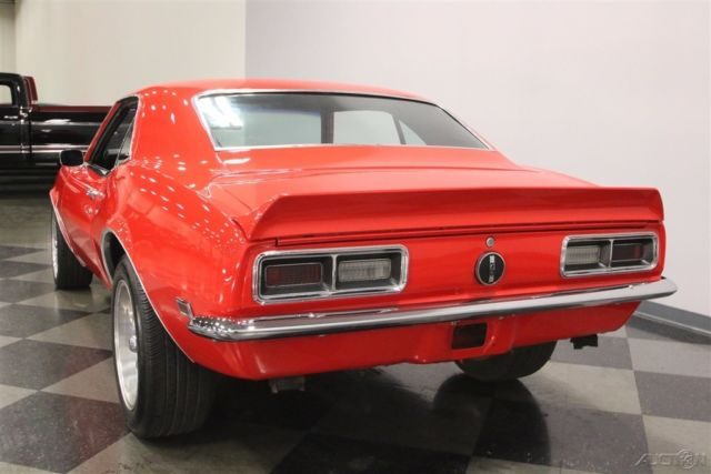1968 Chevrolet Camaro Ss Coupe 1968 Ss Used Automatic