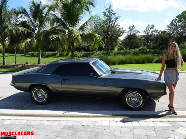 1968 Chevrolet Camaro Z28 Trimed With Lots Of Extras