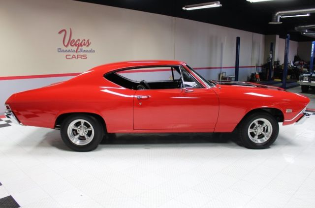 1968 chevrolet chevelle super sport  big block  4 speed