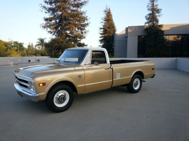 68 chevrolet truck
