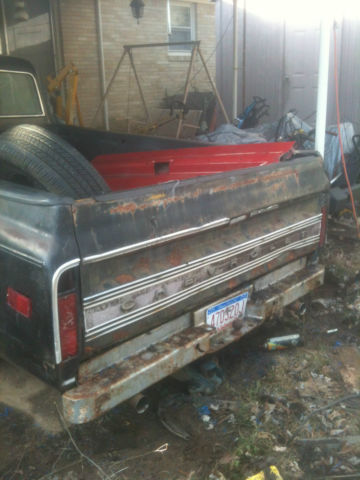1968 chevy c10 lwb with lots of parts for sale in for West chevrolet airport motor mile
