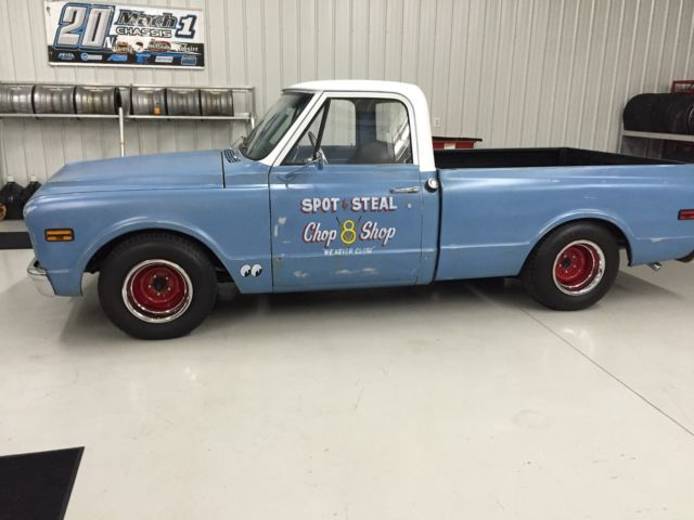 1968 chevy c10 bed