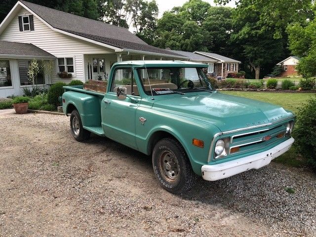 1968 chevy short bed pickup | 1968 Chevrolet C  2019-04-08