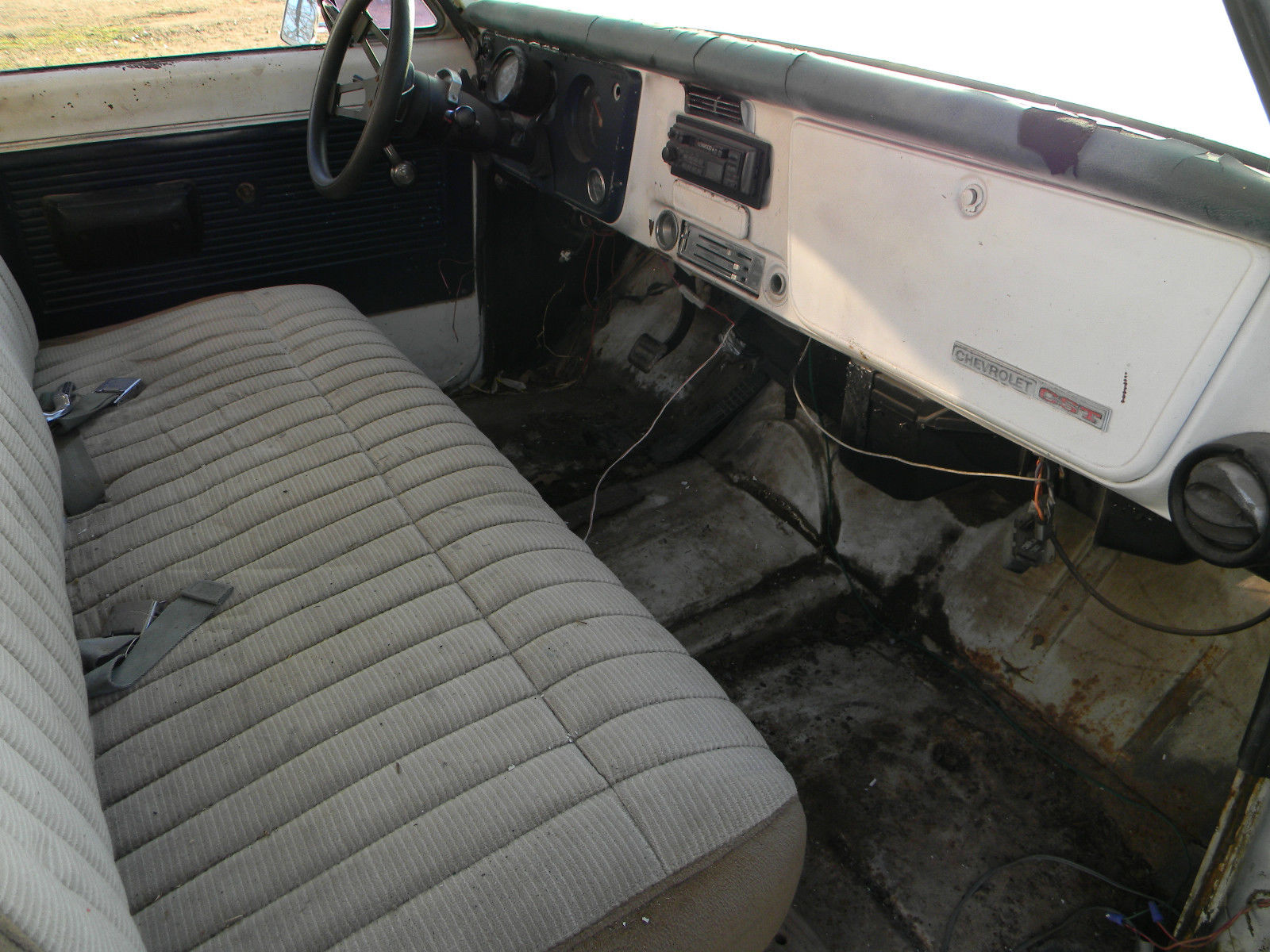 1968 Chevy C10 Swb Pickup Truck Project V8 A C Cab P S B 5 Lug 67 Technical Specifications Of Chevrolet 10