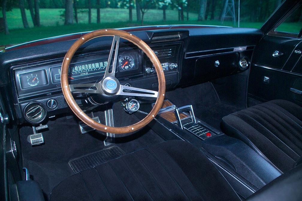 1968 Chevy Impalla Maintenance Restoration Of Old Vintage: 1968 Chevy Impala • BIG Block • 2 Door Hardtop Coupe