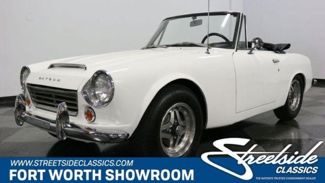 1968 datsun 1600 convertible 1600 cc 4 speed manual