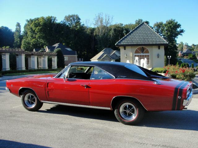 Lenoir City Dodge >> 1968 Dodge Charger (Frame-Up Restoration) for sale in Lenoir City, Tennessee, United States