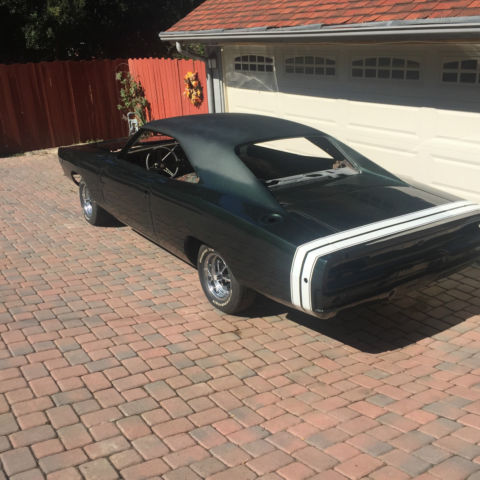 1968 Dodge Charger Rare Matching Numbers Classic Mopar All