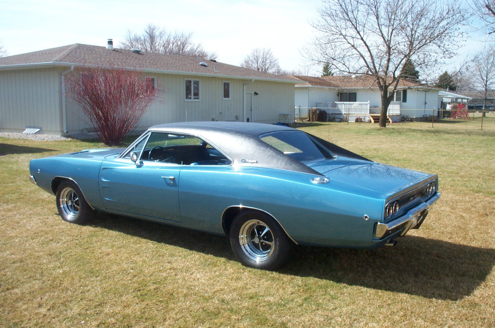 1968 Dodge Charger R T Hardtop 2 Door 7 2l For Sale In