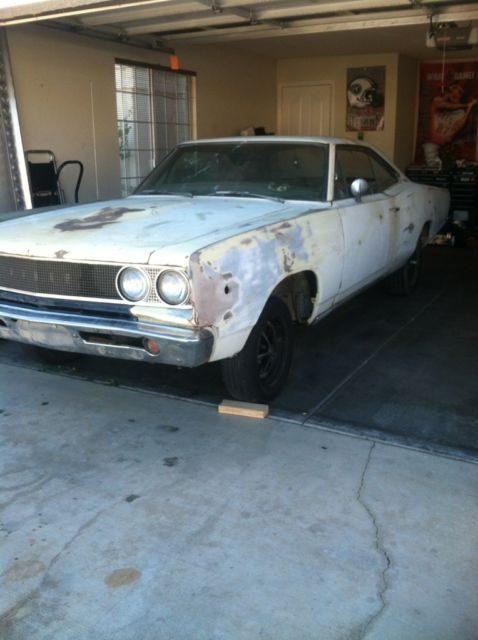 68 Rt Charger: 1968 Dodge Coronet Rt 440 4 Speed Mopar Charger Superbee B