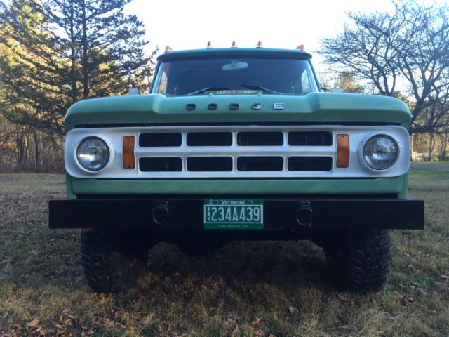 Dodge Crew Cab Cummins 12v 4x4 Power Wagon W200 No Reserve For Sale