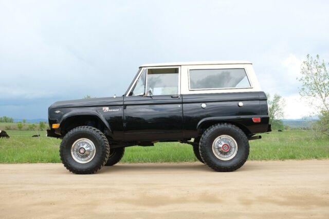 1968 Ford Bronco Original Uncut Lubr for sale: photos ...